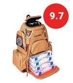 the x-large blackstar fishing backpack