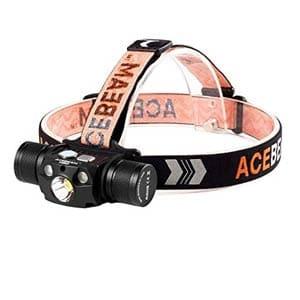 acebeam headlamp for fishing